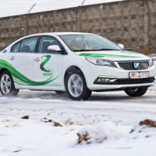 В Белоруссии наладят выпуск китайских электромобилей для России