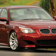 BMW 5Е60