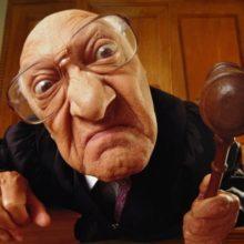 Пьяных судей начнут наказывать квалифицированно