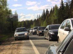 Какие сюрпризы на майские праздники приготовило водителям Подмосковье