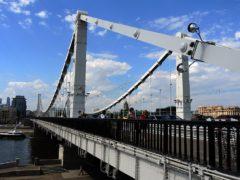 Открытие Крымского моста отметили массовым нарушением ПДД