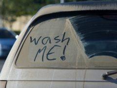 Могут ли оштрафовать за грязную машину