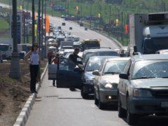 Штрафы за нарушение правил стоянки-остановки увеличат в 10 раз