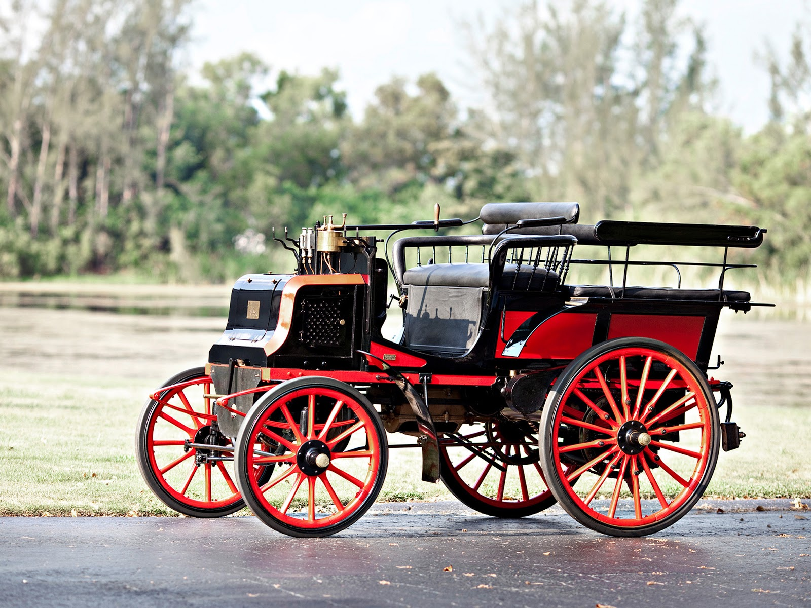 История автомобилей