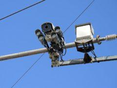 Камеры фиксации нарушений ПДД, установленные на МКАД, работают незаконно