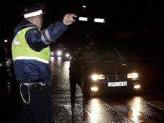 За что штрафуют водителей в темное время суток