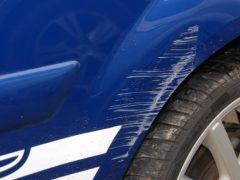Как не лишиться прав, если оставил место ДТП, не заметив, что повредили чужое авто