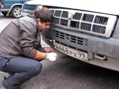 ГИБДД перестанет выдавать госномера и регистрировать авто в других регионах