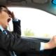 Как ГИБДД штрафует уставших водителей