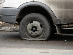 Лишат ли «прав» за ремонт машины в пьяном виде на трассе