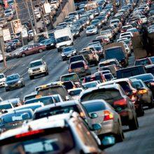 ГИБДД рассказала о самых больших «майских» заторах на вылетных шоссе
