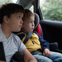 Как ГИБДД штрафует водителей за законную перевозку детей