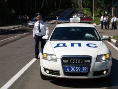 Как ГИБДД лишает водителей прав за обгон в разрешенном месте
