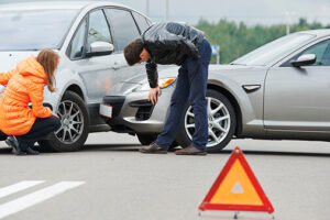 Оформление аварии по Европротоколу