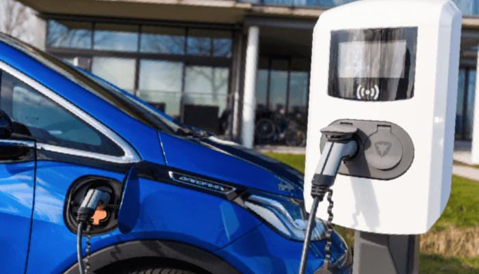 Заработок на зарядных станциях для электромобилей